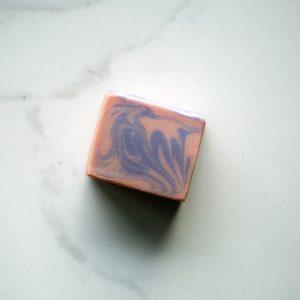 lilac soap