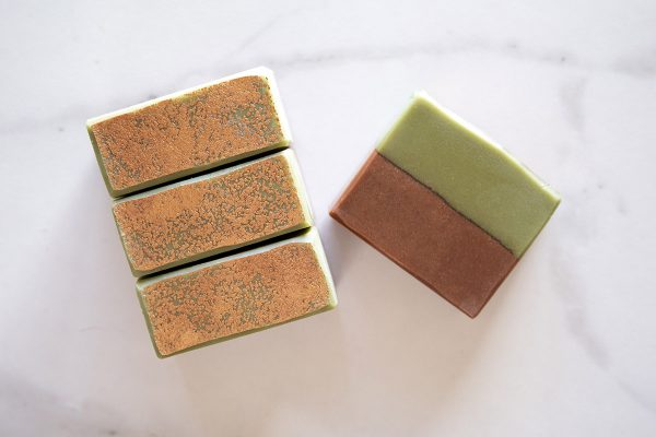 autumn woods soap
